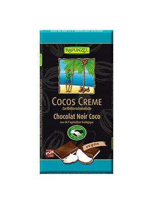 Chokolade m. kokoscreme Ø