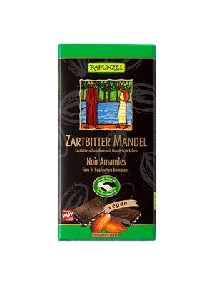 Chokolade m. mandler Ø Rapunzel