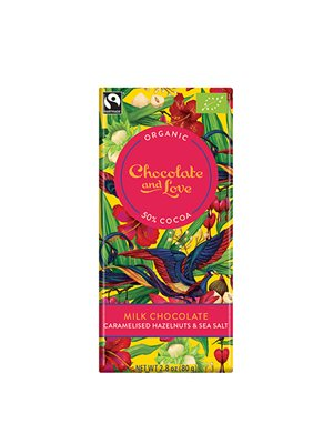 Chokolade Milk Hazelnut 50%