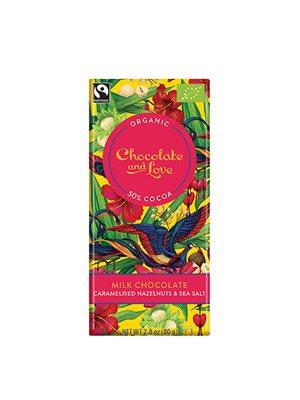 Chokolade Milk Hazelnut Ø  50%