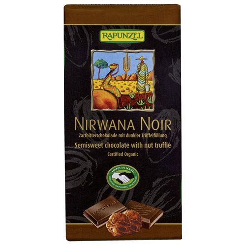 Biogan Chokolade Mørk M. Praline Ø
