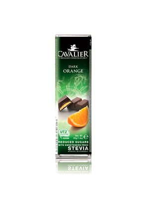 Chokoladebar med appelsin Ikke tilsat sukker