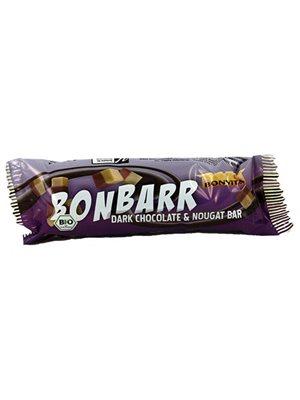 Chokoladebar mørk m. nougat Ø