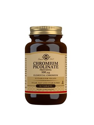 Chrom Picolinat 100 ug (Chromium)