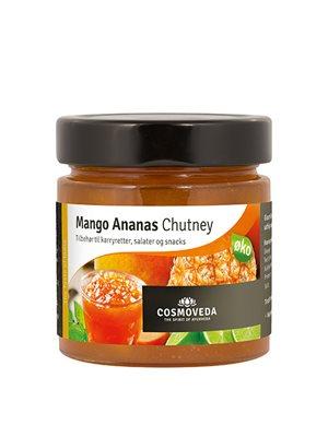 Chutney Mango Ananas Ø
