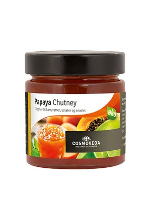 Chutney Papaya Ø