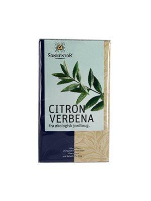 Citron Verbena te Ø Sonnentor