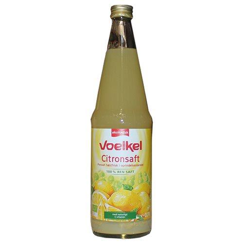 Voelkel Citronsaft Demeter Ø