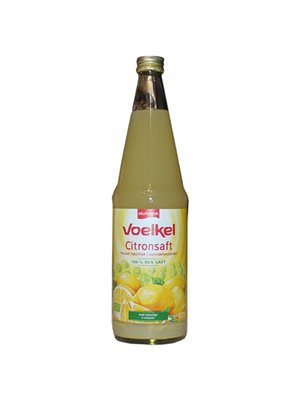 Citronsaft demeter Ø Voelkel