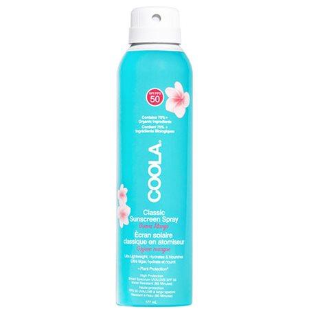 Classic Body Spray Guava Mango SPF 50