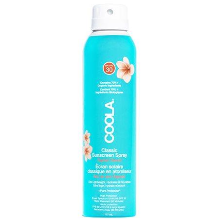 Classic Body Spray Tropical Coconut SPF 30