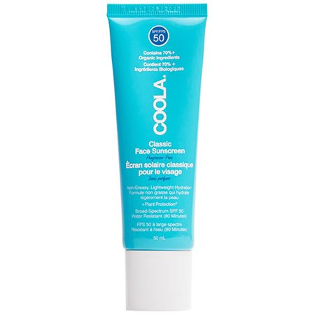 Classic Face Lotion Fragrance-Free SPF 50