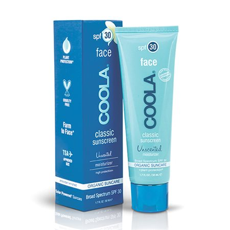 Classic Face SPF 30 Unscented Coola