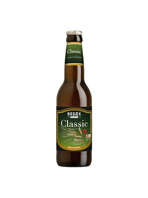 Classic øl 4,8% alc.vol. Ø