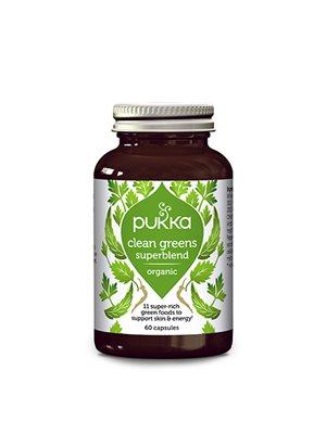 Clean Greens kapsler Ø Pukka