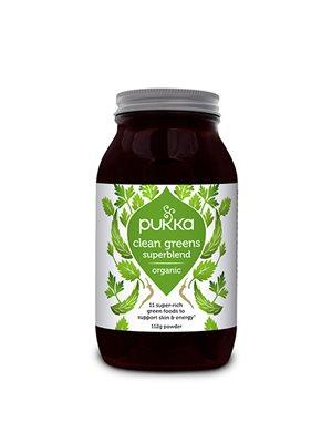 Clean Greens pulver Ø Pukka