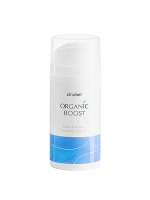Cleanser Deep & Gentle Organic Boost