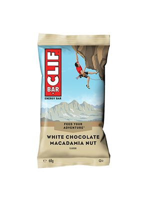 Clif Bar - White Chocolate Nut Macadamia