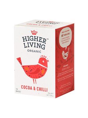 Cocoa & Chilli te Ø Higher Living