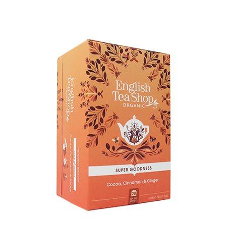 Cocoa, Cinnamon & Ginger te Ø