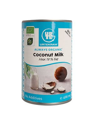 Coconut milk Ø