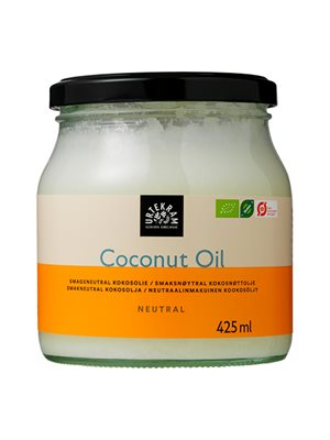 Coconut oil smagsneutral Ø