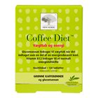 Coffee Diet m.grøn kaffebønner og glucomannan