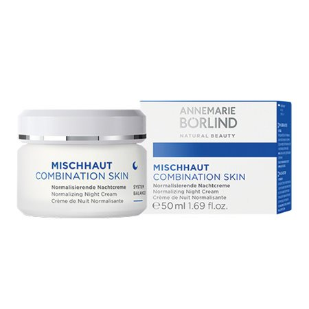 Comb. Skin Night Cream Annemarie Börlind