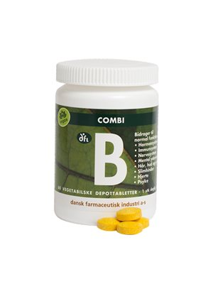 Combi B depottablet