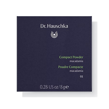 Compact powder 01 macadamia