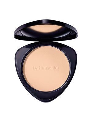 Compact powder 02 chestnut