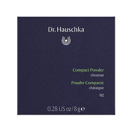 Compact powder 02 chestnut