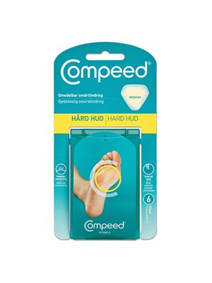 Compeed hår hud plaster medium