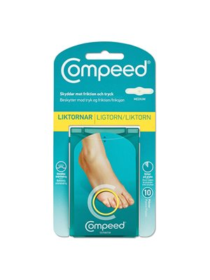 Compeed ligtorn plaster medium