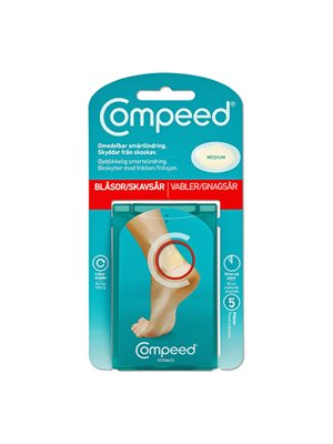 Compeed vabel plaster medium