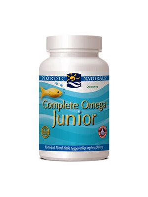 Complete Omega Junior  m.citrussmag
