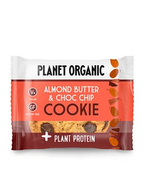 Cookie Almond butter & Ø   Chocchip protein