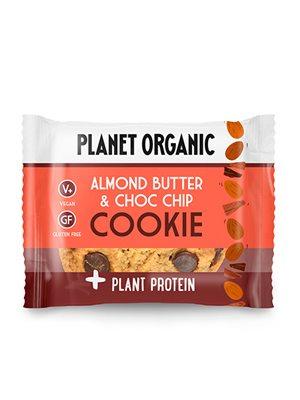 Cookie Almond butter & Ø   Chocchip protein