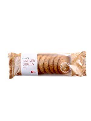 Cookies Ingefær Ø