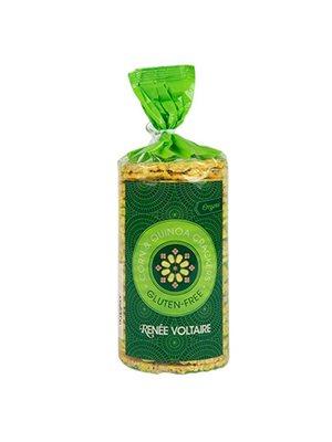 Corn & quinoa crackers Ø