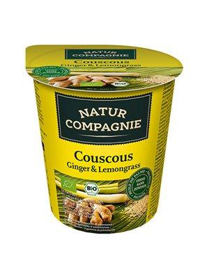 Couscous m. ingefær og  citrongræs Ø instant