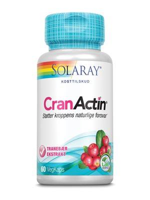 CranActin Tranebærekstrakt  400 mg