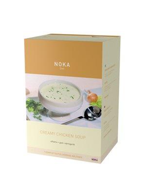 Cream suppe kylling Noka diæt Til 7 måltider