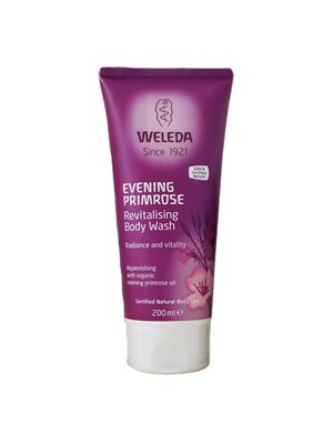 Creamy Bodywash Evening  Primrose Revitalising Weleda
