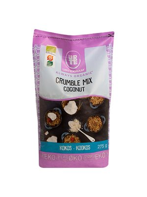 Crumble mix kokos Ø