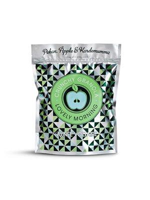 Crunchy pekannød æble  kardemomme  Renée Voltaire