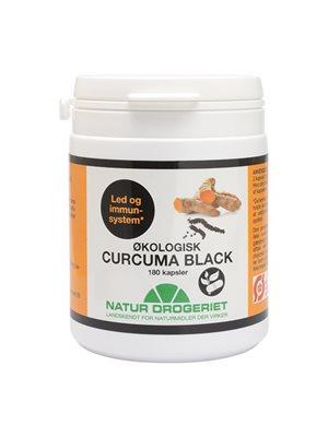 Curcuma Black Ø m. gurkemeje og sort peber
