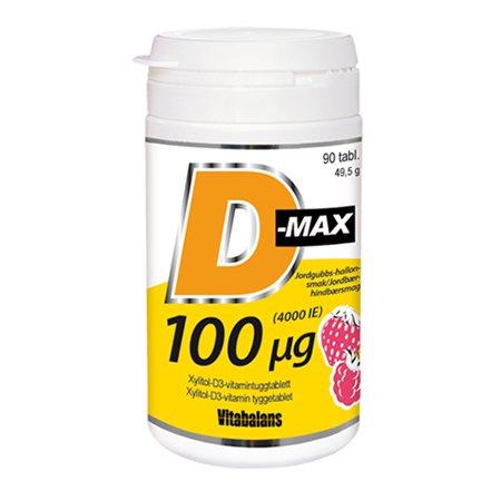D-max 100 μg
