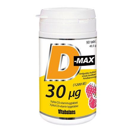 D-max 30 μg