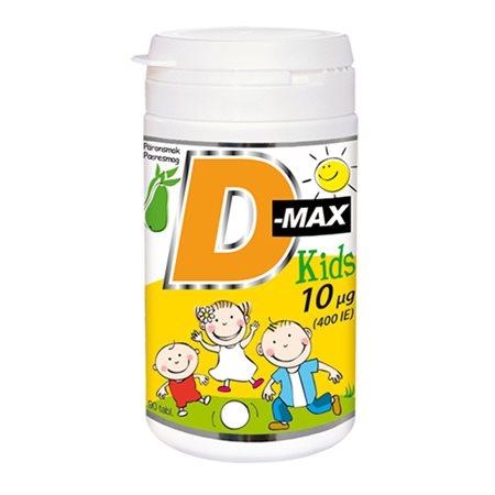 D-max Kids 10 μg